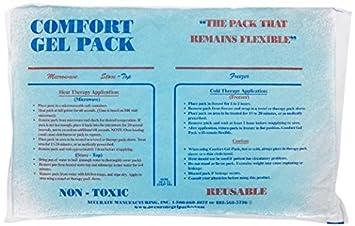 Comfort Gel Pack 10×15 Size , 4 pack