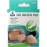 Oppo Gel Digital Pad, Large [6700] 2 ea (Pack of 4)