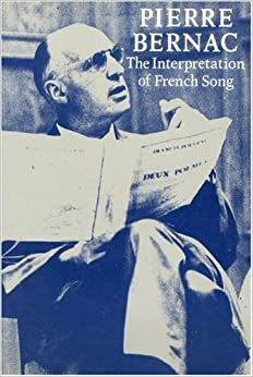 Book The Interpretation of French Song by Pierre Bernac (2002-04-02)