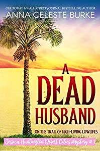 A Dead Husband by Anna Celeste Burke ebook deal