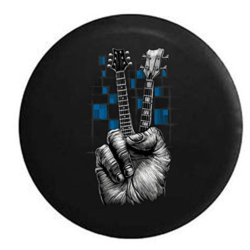 Peace-Sign-Guitars-Music-Lover-Spare-Tire-Cover