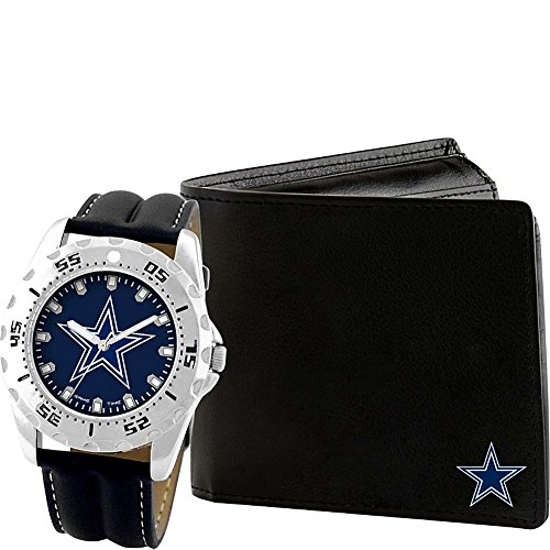 Game Time Watch Wallet Gift