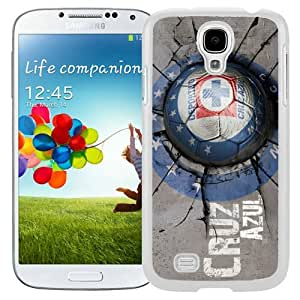 Great Quality Samsung Galaxy S4 I9500 Case ,Beautiful And Unique Designed Case With Cdsc Cruz Azul 2 White Samsung Galaxy S4 Cover Phone Case