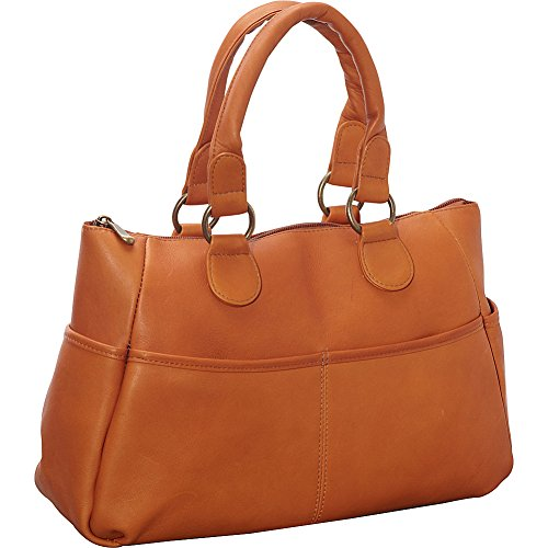 le-donne-leather-slip-pocket-satchel-tan