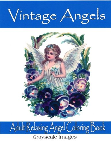 vintage-angels-adult-coloring-book-includes-grayscale-images