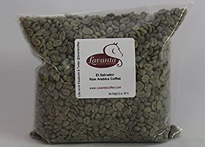 Lavanta Coffee Roasters, Green 2lb
