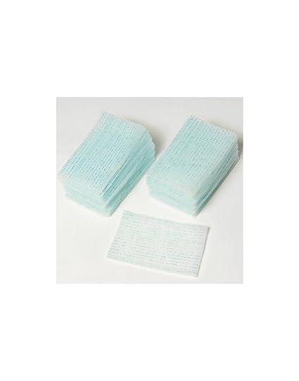 Esponjas jabonosas de un uso