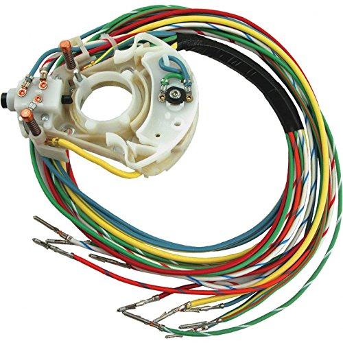 Non Tilt Steering Column - MACs Auto Parts 44-41085 Ford Mustang Turn Signal Switch - For Non-Tilt Steering Column