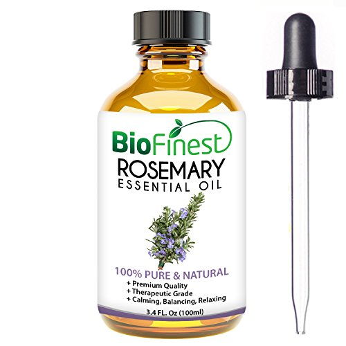 BioFinest Rosemary Oil Therapeutic Aromatherapy