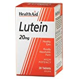 (6 PACK) - HealthAid - Lutein 20mg | 30's | 6 PACK BUNDLE