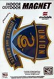 Philadelphia Union 5'' Vinyl Auto Home Magnet MLS Soccer Football Club