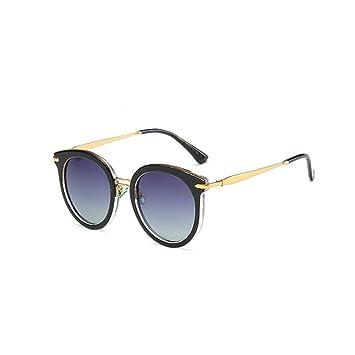 SXM777 Gafas de Sol Elegantes con Ojo de Gato para Mujeres ...