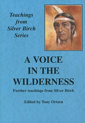 A Voice in the Wilderness: Teachings from Silver Birch (Silver Birch Series)