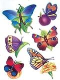 Eureka Butterflies Clings