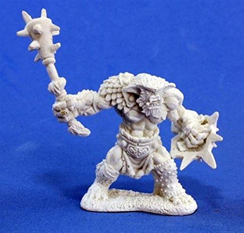 (Reaper Miniatures 77015 Bonest50 - Bugbear Warrior)