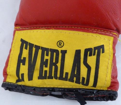 Muhammad Ali Authentic Autographed Signed Everlast Boxing Glove #Z12832 JSA Certified Autographed Boxing Gloves