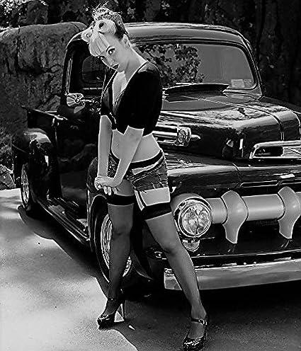 Ford Pickup Truck 1940s Antique 1 Vintage 24 Car 18 Hot Rat Rod 12 F150 40