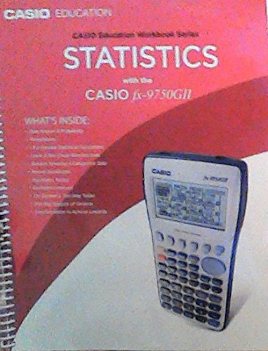 Statistics with the CASIO fx-9750GII