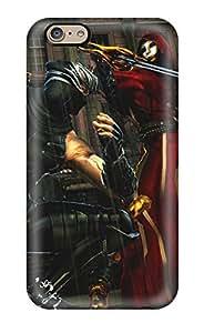 Hot Style HVjhesm8447BVOku Protective Case Cover For Iphone6(ninja Gaiden Fantasy Anime Warrior Sword Battle )