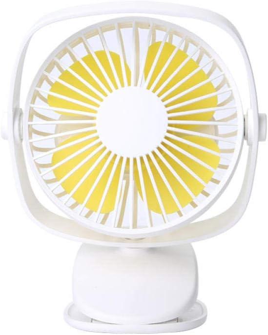 BMKWSG-FENSHANG Mini Size Desktop FanPortable Clip Desktop Small Fan