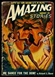 img - for AMAZING STORIES - Volume 24, number 1 - January 1950: We Dance for the Dom; City of the Dead; Vial of Immortality; Omega; Gehenna Incorporated book / textbook / text book