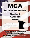 MCA Success Strategies Grade 4 Reading Workbook: Comprehensive Skill Building Practice for the Minnesota Comprehensive Assessments