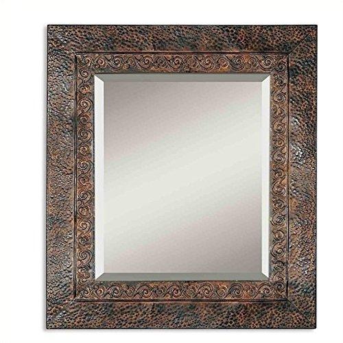 Uttermost Jackson Rustic Metal Mirror