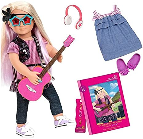 """Race To Your Dreams 3 Pc Pant Set Fits 18/"""" American Boy or Girl Doll Clothes"""