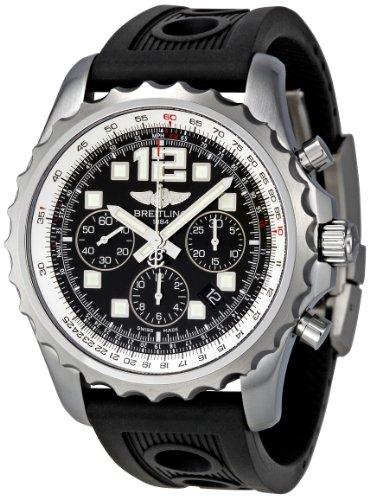 Breitling Men's A2336035-BA68BKOR Professional Chronospace Automatic Black Dial Watch