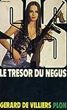 SAS, tome 45 : Le trésor du Négus par Villiers