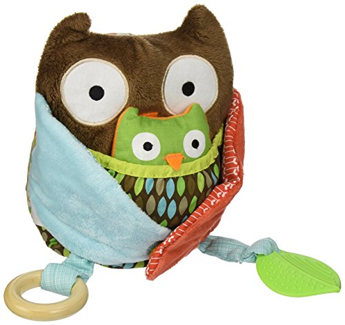 Skip Hop Baby Hug and Hide Owl Activity Toy