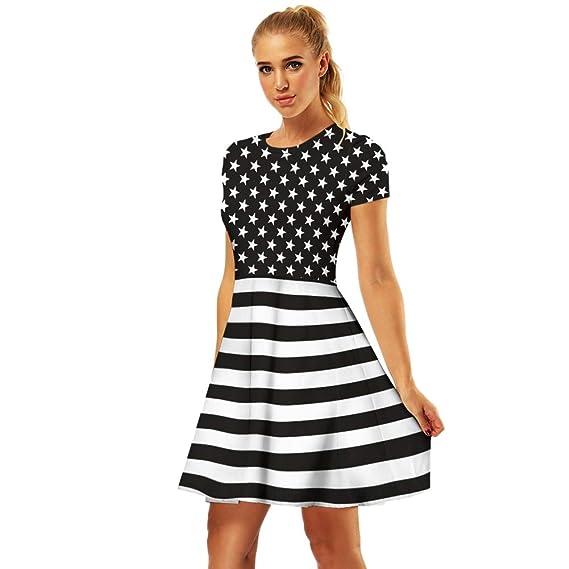 27cca8487d4cb Froomer Women Galaxy Dress Adventure Time Sleeveless Dress Skater S ...