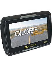 "Gps Globe Street GPS Moto 4,3"" Orange/Noir"