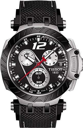 Tissot TISSOT T-RACE JORGE LORENZO 2019 LIMITED EDITION T115.417.27.057.00 reloj: Amazon.es: Relojes