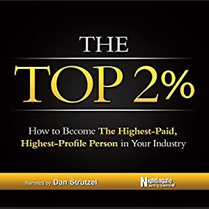 The Top 2% Audiobook