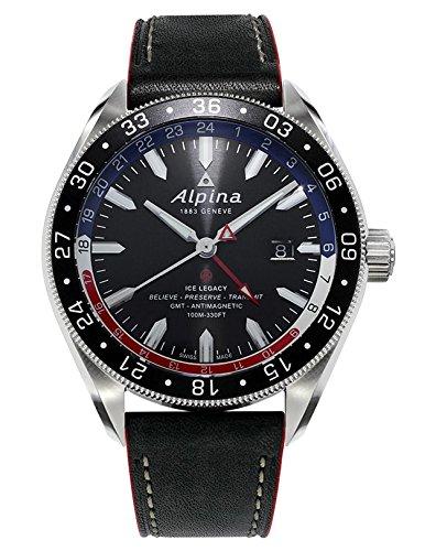 Alpina Alpiner GMT 4 AL-550GRN5AQ6