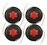 Homelite String Trimmer (4 Pack) Replacement String Head Assembly # 309034001-4pk