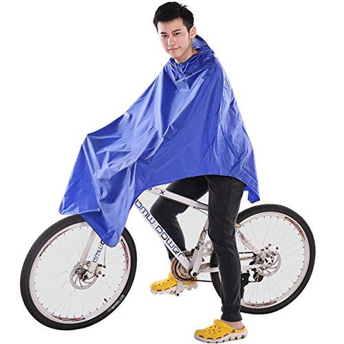 Rain Cape Cycling - 4