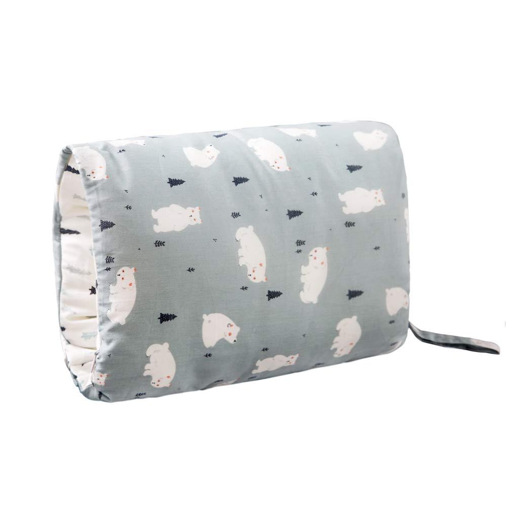 Epltion Travel Nursing Pillow for Breastfeeding/Arm Breastfeeding Pillow for C-Sections Mom/Portable Washable Nursing Pillow Rabbit ABP-RABBIT-001