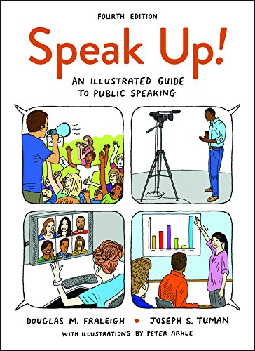 Speak Up!: An Illustrated Guide to Public Speaking thumbnail