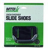 MTD Yard Machines Yard-Man Snow Blower Thrower Slide Shoes OEM 784-5580 /supplynilsonhardware