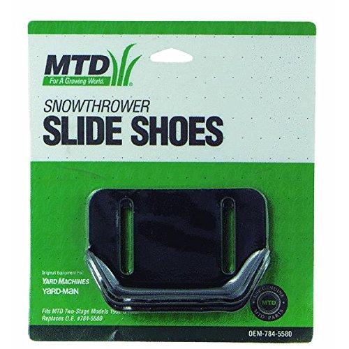 MTD Yard Machines Yard-Man Snow Blower Thrower Slide Shoes OEM 784-5580 /supplynilsonhardware by MTD