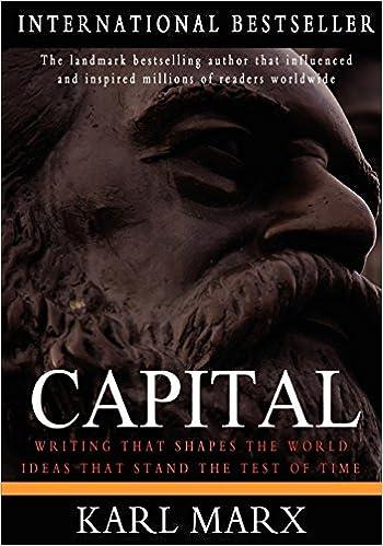 Capital: A Critique of Political Economy, Vol. 1