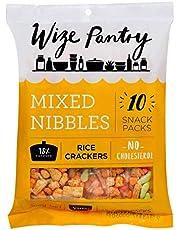 Oishi Pantry Rice Crackers Multipack, 300 g