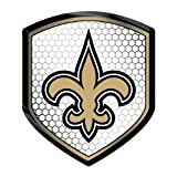 Team ProMark NFL New Orleans Saints Team Shield Automobile Reflector