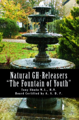 "517mMa0c9%2BL - Natural GH Releasers ""The Fountain of Youth"""
