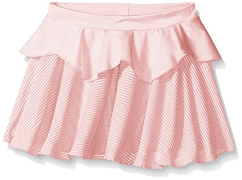 Capezio Big Girls (7-16) Anastasia Skirt, Pink, Large (Danskin Pink Skirt)