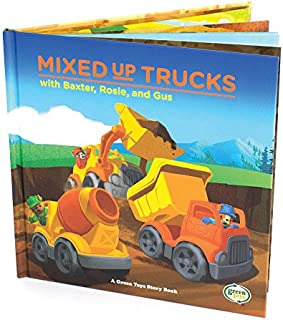 product image for Mixed-Up Trucks with Baxter, Rosie & Gus (Green Toys Story Books)