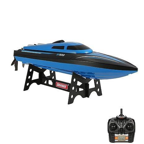 Super Amazon Com Goolsky Skytech H100 2 4G Rc Boat Remote Controlled 180 Wiring Cloud Pendufoxcilixyz