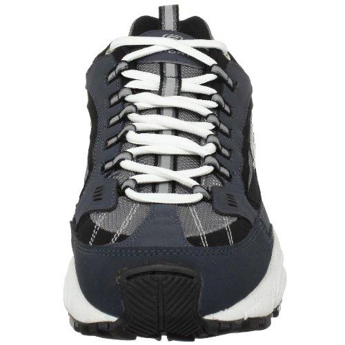 Skechers Stamina Nuovo Herren, ,, Charcoal/Black, 42 EUR